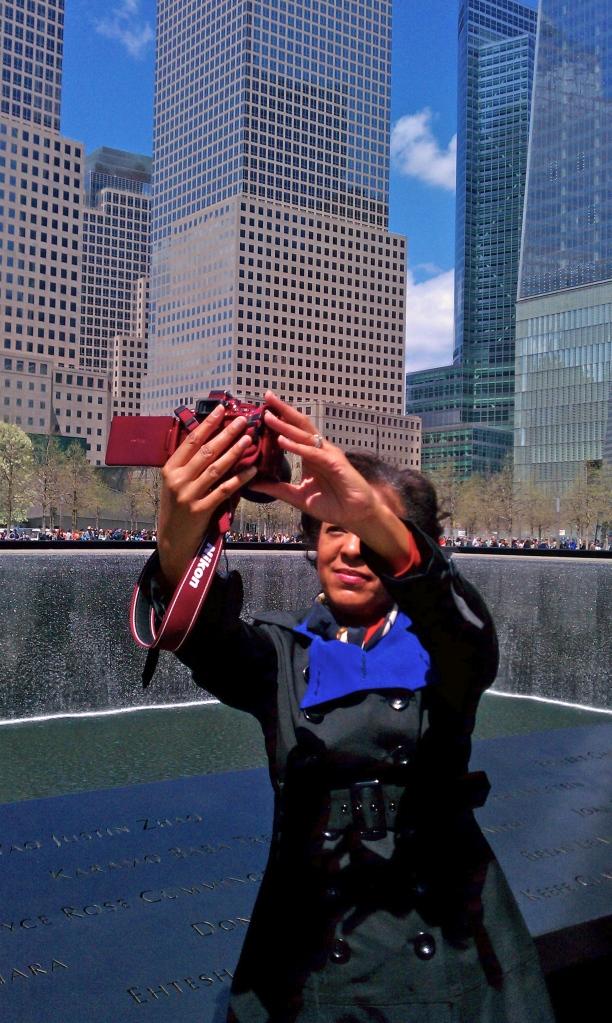 Selfie WTC 2